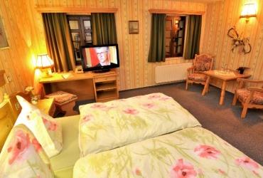 Hotel Wenzels Hof, Zwethau
