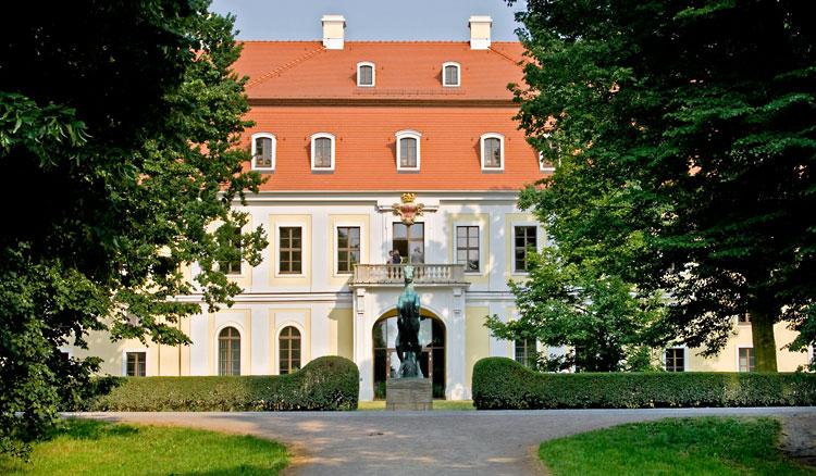 Schloss (Hauptgestüt) Graditz