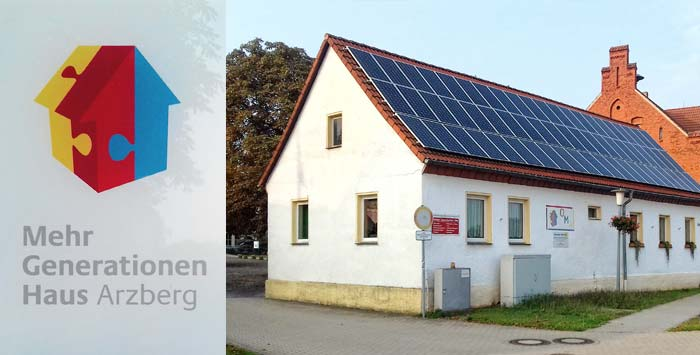 Ostelbisches Mehrgenerationenhaus Arzberg