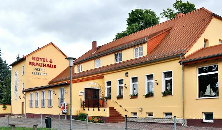 Hotel & Brauhaus Alter Elbehof Werdau