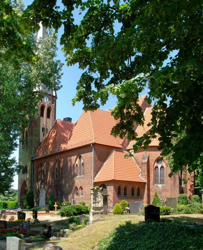 Kirche Arzberg