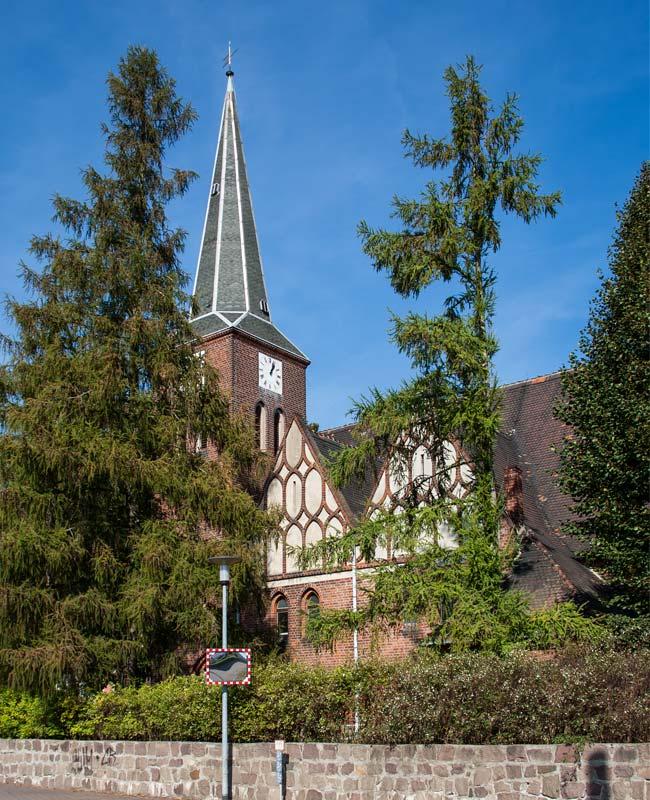 Kreuzkirche Beilrode