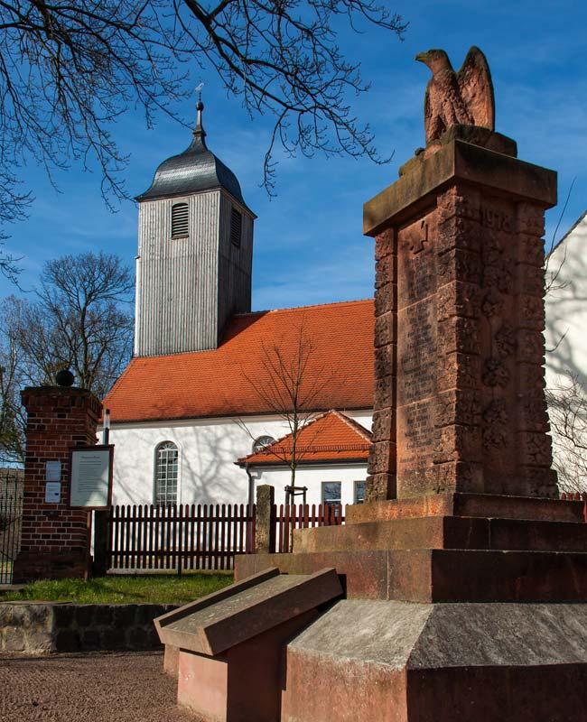 Heilandskirche Beilrode