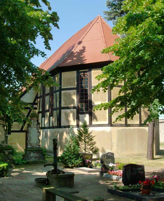 Kirche Blumberg