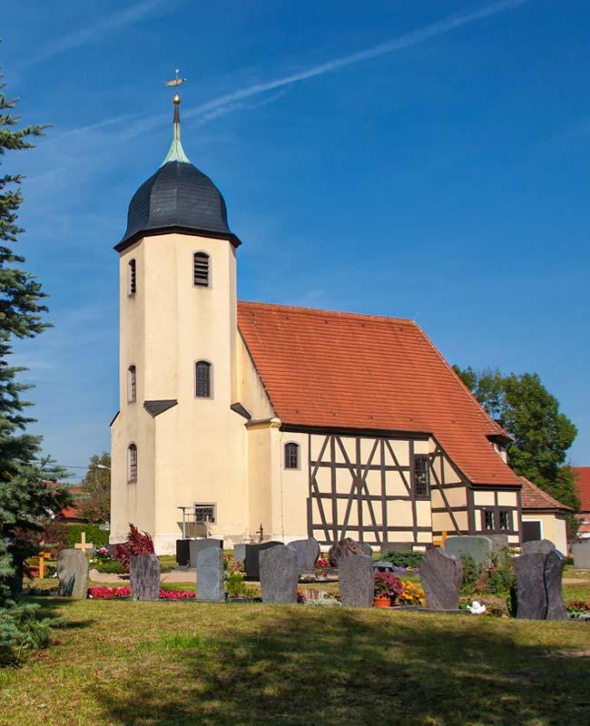 Kirche Döbrichau