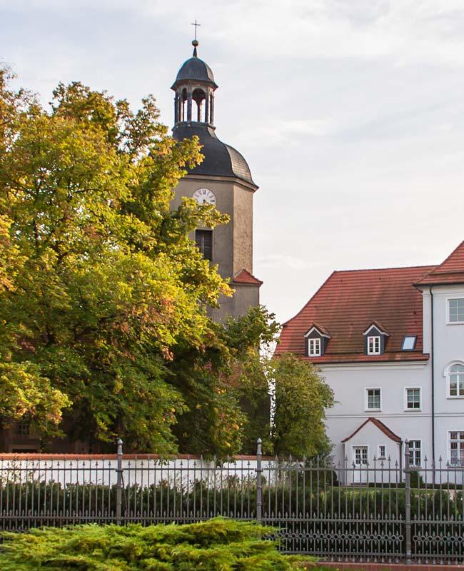 Kirche Großtreben