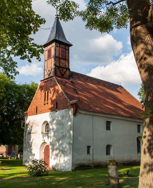 Kirche Kreischau