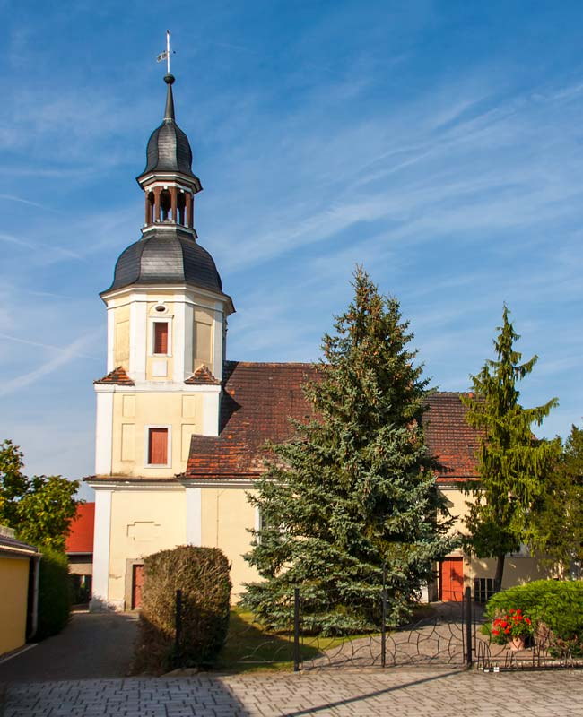 Kirche Rosenfeld