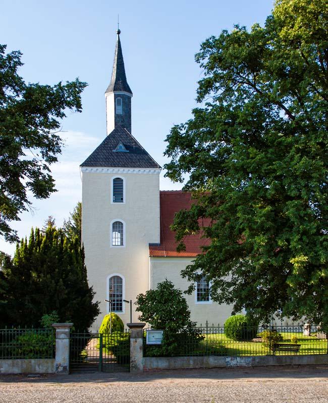 Kirche Stehla