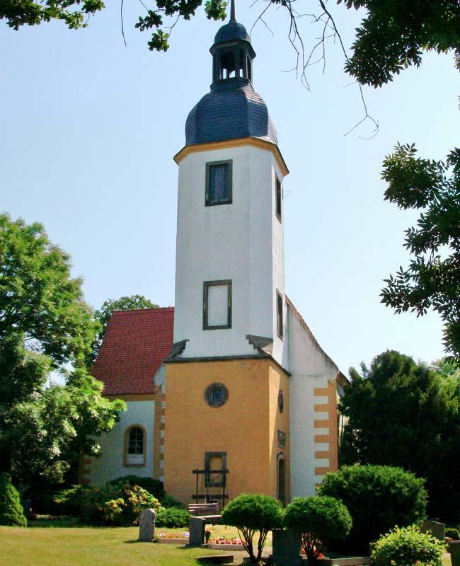Kirche Triestewitz