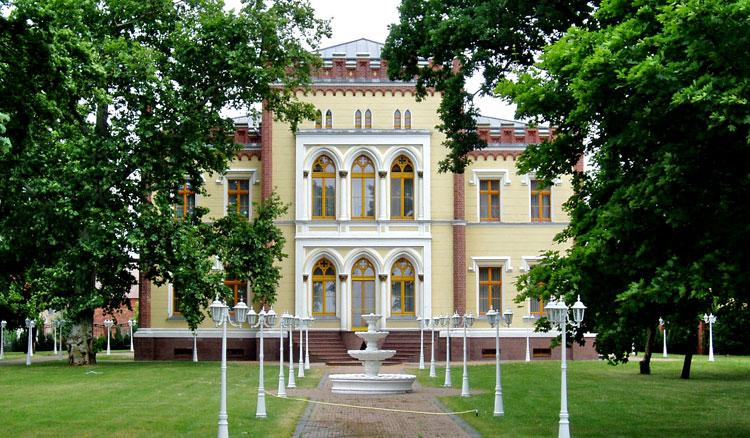 Schloss Last