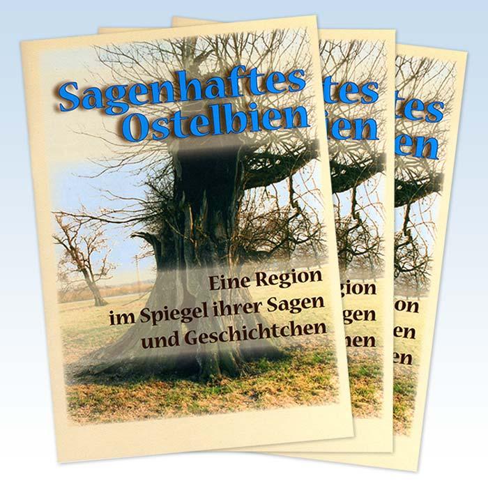 Sagenhaftes Ostelbien - Broschüre